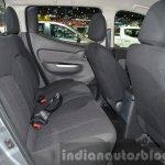 2015 Mitsubishi Triton rear seat at the 2014 Thailand International Motor Expo