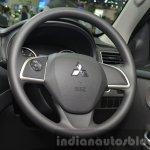 2015 Mitsubishi Triton steering wheel at the 2014 Thailand International Motor Expo