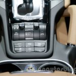 2015 Porsche Cayenne Facelift buttons at the 2014 Guangzhou Auto Show