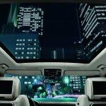 2015 Range Rover sunroof