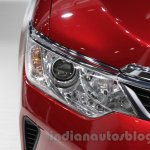2015 Toyota Camry facelift headlight at the Guangzhou Auto Show 2014