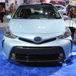 2015 Toyota Prius v at the 2014 Los Angeles Motor Show