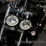 2015 Triumph Thunderbird Night Storm headlight at EICMA 2014