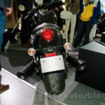 2015 Triumph Thunderbird Night Storm rear at EICMA 2014