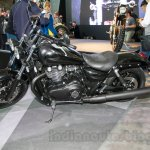 2015 Triumph Thunderbird Night Storm side at EICMA 2014