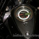 2015 Triumph Thunderbird Night Storm speedo at EICMA 2014