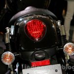 2015 Triumph Thunderbird Night Storm taillight at EICMA 2014