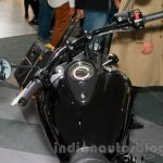 2015 Triumph Thunderbird Night Storm tank design at EICMA 2014