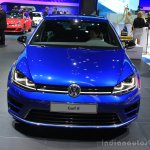 2015 VW Golf R at the 2014 Los Angeles Auto Show