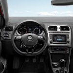 2015 VW Polo BlueMotion interior