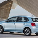 2015 VW Polo BlueMotion offcial image