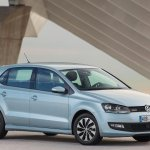 2015 VW Polo BlueMotion press image
