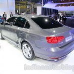 2015 VW Sagitar facelift rear quarter at Guangzhou Auto Show 2014