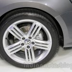 2015 VW Sagitar facelift wheel at Guangzhou Auto Show 2014