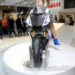 2015 Yamaha YZF-R1 M front at EICMA 2014