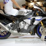2015 Yamaha YZF-R1 M side at EICMA 2014