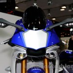 2015 Yamaha YZF-R1 fairing at EICMA 2014