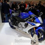 2015 Yamaha YZF-R1 front right three quarter at EICMA 2014
