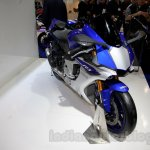 2015 Yamaha YZF-R1 front three quarter at EICMA 2014