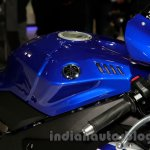 2015 Yamaha YZF-R1 fuel tank at EICMA 2014