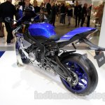 2015 Yamaha YZF-R1 rear three quarter at EICMA 2014