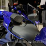 2015 Yamaha YZF-R1 seats at EICMA 2014