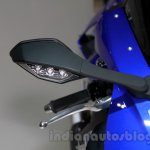 2015 Yamaha YZF-R1 wing mirror at EICMA 2014