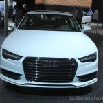 2016 Audi A7 front at the 2014 Los Angeles Auto Show
