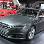 2016 Audi S6 front three quarters at the 2014 Los Angeles Auto Show
