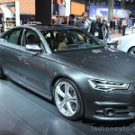 2016 Audi S6 front three quarters left at the 2014 Los Angeles Auto Show