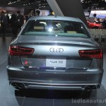 2016 Audi S6 rear at the 2014 Los Angeles Auto Show