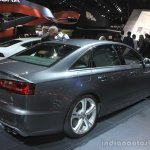 2016 Audi S6 rear three quarters left at the 2014 Los Angeles Auto Show