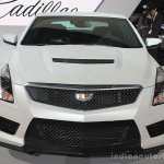 2016 Cadillac ATS-V Coupe at the 2014 Los Angeles Auto Show