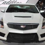 2016 Cadillac ATS-V Coupe at the 2014 Los Angeles Auto Show
