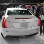 2016 Cadillac ATS-V Coupe rear at the 2014 Los Angeles Auto Show