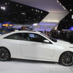 2016 Cadillac ATS-V Coupe side at the 2014 Los Angeles Auto Show