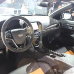 2016 Cadillac ATS-V Sedan dashboard at the 2014 Los Angeles Auto Show