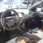 2016 Cadillac ATS-V Sedan dashboard at the 2014 Los Angeles Auto Show