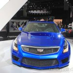 2016 Cadillac ATS-V Sedan front at the 2014 Los Angeles Auto Show