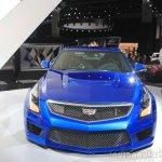 2016 Cadillac ATS-V Sedan front at the 2014 Los Angeles Auto Show