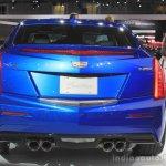2016 Cadillac ATS-V Sedan rear at the 2014 Los Angeles Auto Show