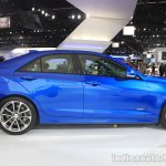 2016 Cadillac ATS-V Sedan side at the 2014 Los Angeles Auto Show