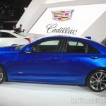 2016 Cadillac ATS-V Sedan side profile at the 2014 Los Angeles Auto Show