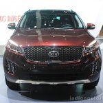 2016 Kia Sorento front at the 2014 Los Angeles Auto Show