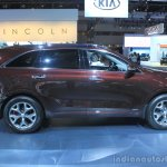 2016 Kia Sorento profile at the 2014 Los Angeles Auto Show