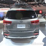 2016 Kia Sorento rear at the 2014 Los Angeles Auto Show