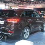 2016 Kia Sorento rear three quarters right at the 2014 Los Angeles Auto Show