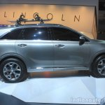 2016 Kia Sorento side at the 2014 Los Angeles Auto Show