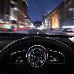 2016 Mazda CX-3 cluster
