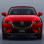 2016 Mazda CX-3 front